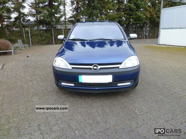 Opel Corsa 1.7 2003 photo - 7