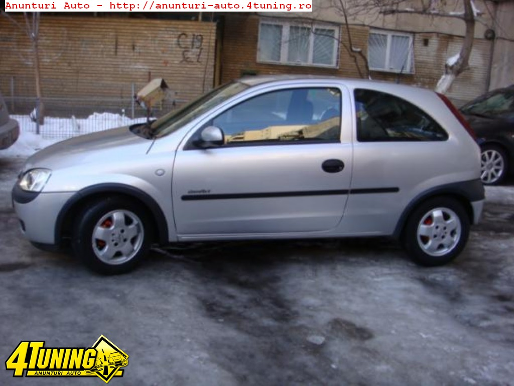 Opel Corsa 1.7 2003 photo - 8