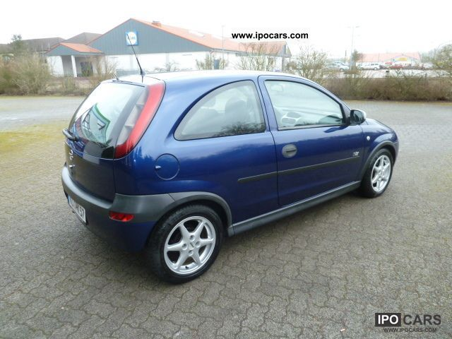 Opel Corsa 1.7 2003 photo - 9