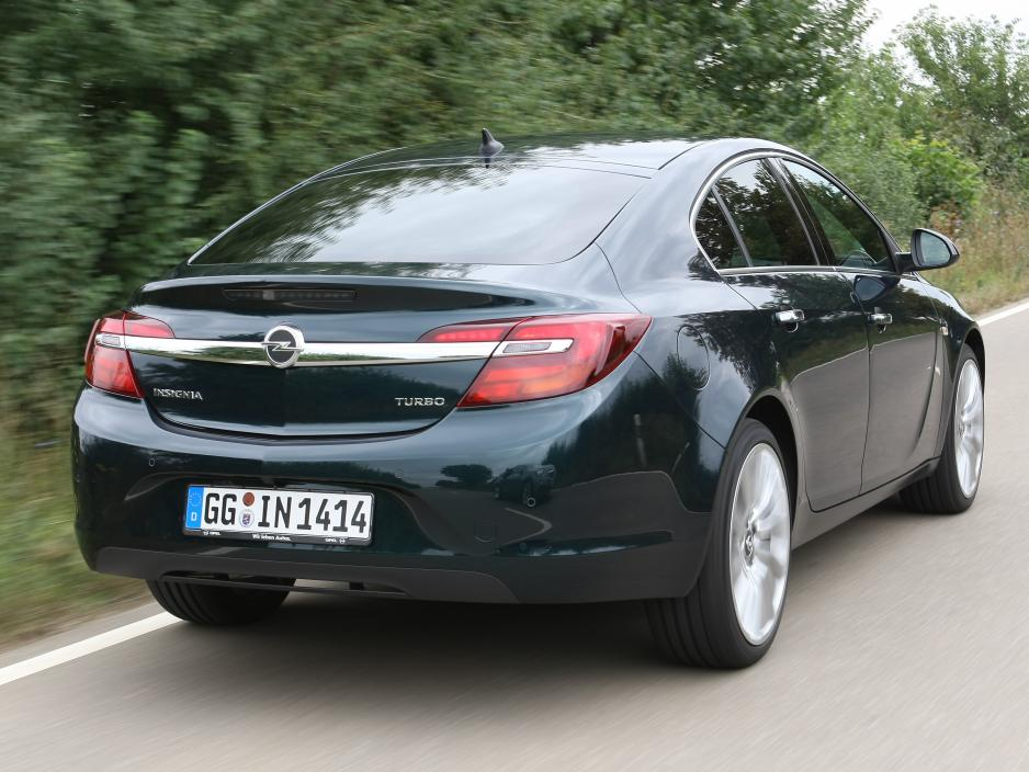 Opel Insignia 1.6 2013 photo - 2