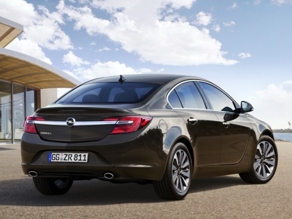 Opel Insignia 1.6 2013 photo - 3