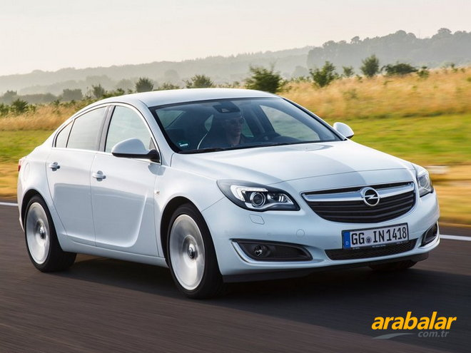Opel Insignia 1.6 2013 photo - 6