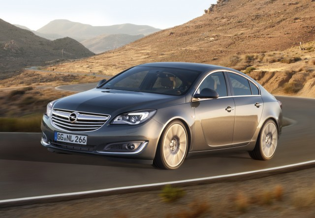 Opel Insignia 1.6 2013 photo - 7