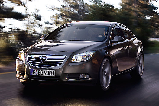 Opel Insignia 1.6 2013 photo - 8