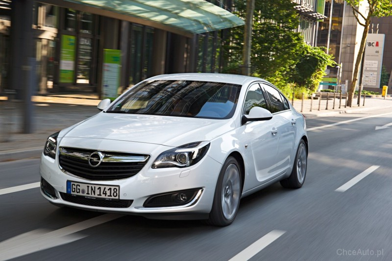 Opel Insignia 1.6 2013 photo - 9