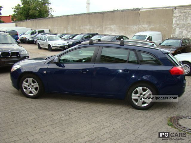 Opel Insignia 2.0 2009 photo - 10