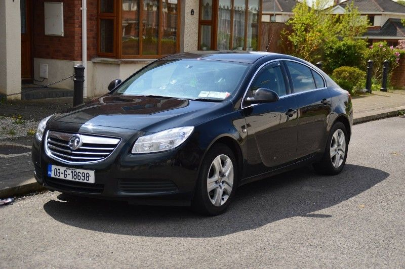Opel Insignia 2.0 2009 photo - 2