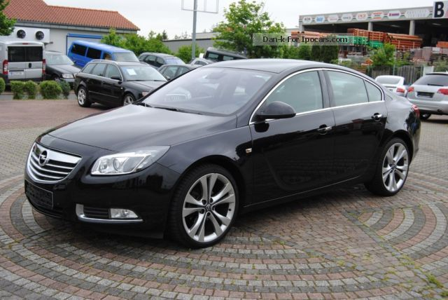 Opel Insignia 2.0 2009 photo - 3