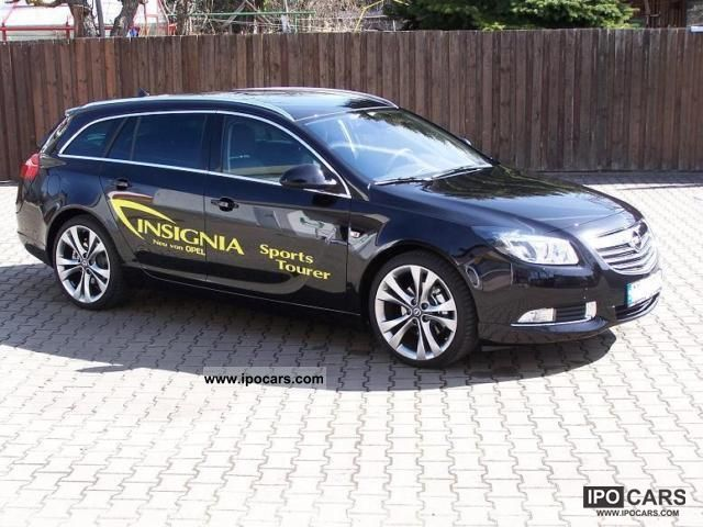 Opel Insignia 2.0 2009 photo - 4