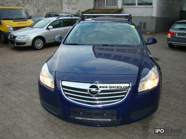 Opel Insignia 2.0 2009 photo - 5