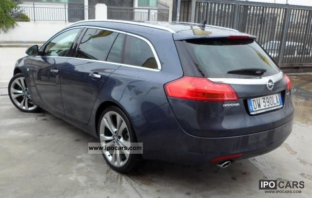 Opel Insignia 2.0 2009 photo - 6
