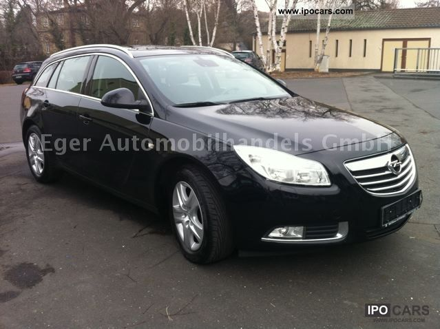 Opel Insignia 2.0 2009 photo - 7