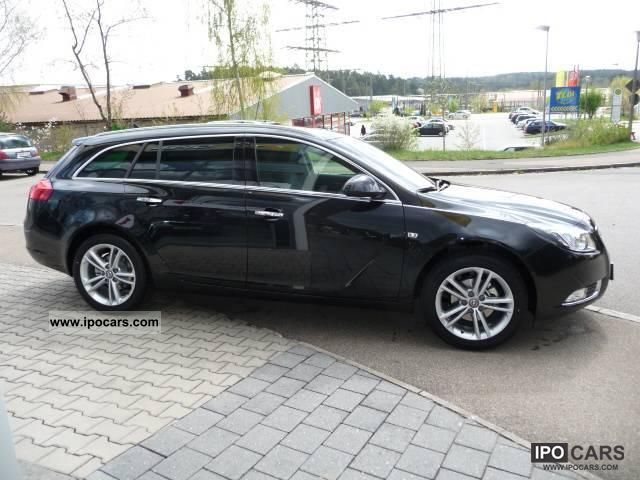 Opel Insignia 2.0 2012 photo - 2