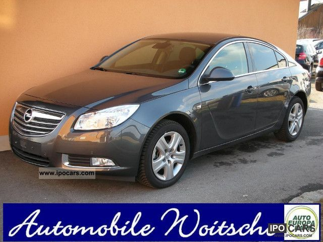 Opel Insignia 2.0 2012 photo - 4