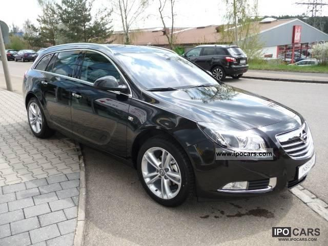 Opel Insignia 2.0 2012 photo - 7