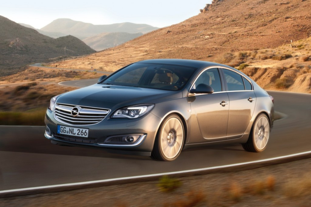 Opel Insignia 2.0 2013 photo - 1