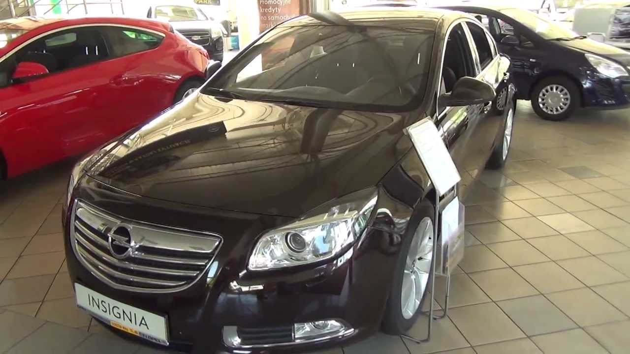 Opel Insignia 2.0 2013 photo - 2