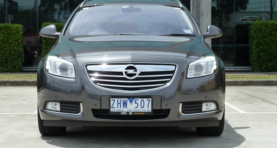 Opel Insignia 2.0 2013 photo - 4
