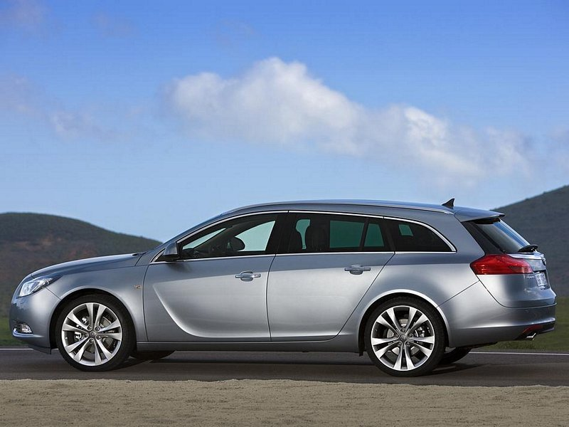Opel Insignia 2.8 2012 photo - 10