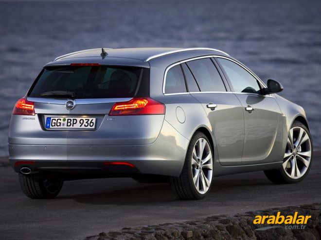 Opel Insignia 2.8 2012 photo - 11