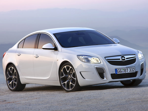 Opel Insignia 2.8 2012 photo - 2