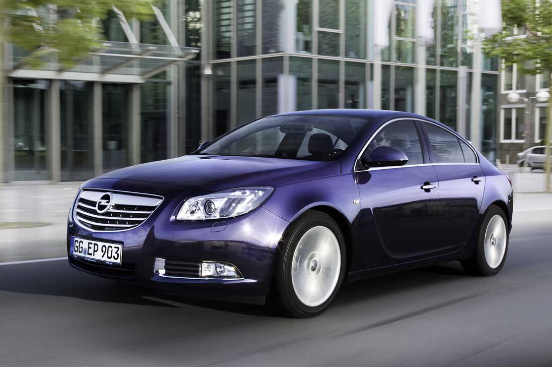Opel Insignia 2.8 2012 photo - 3