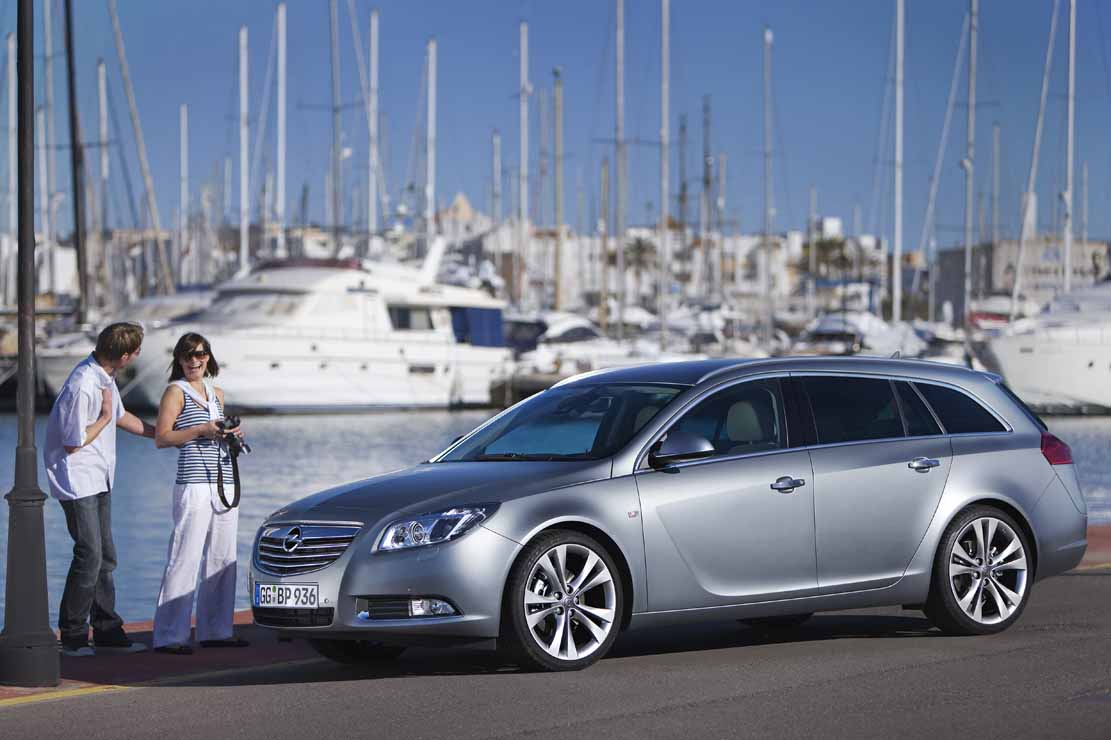 Opel Insignia 2.8 2012 photo - 4