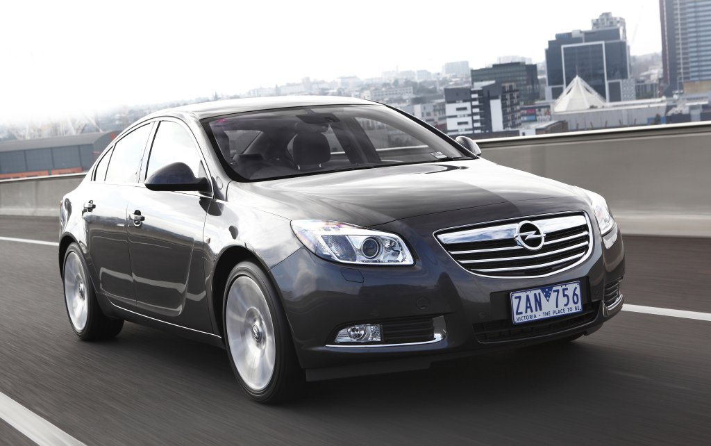 Opel Insignia 2.8 2012 photo - 5