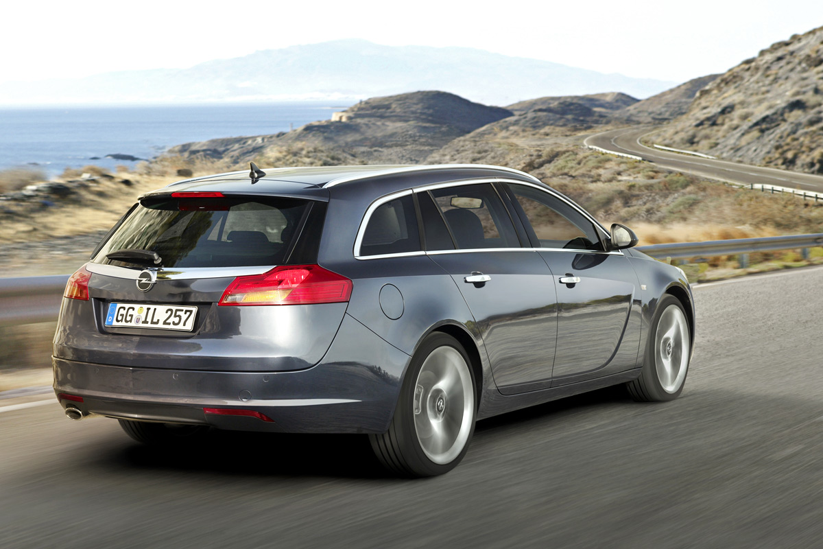 Opel Insignia 2.8 2012 photo - 8