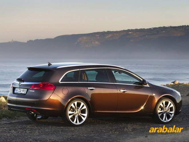 Opel Insignia 2.8 2012 photo - 9