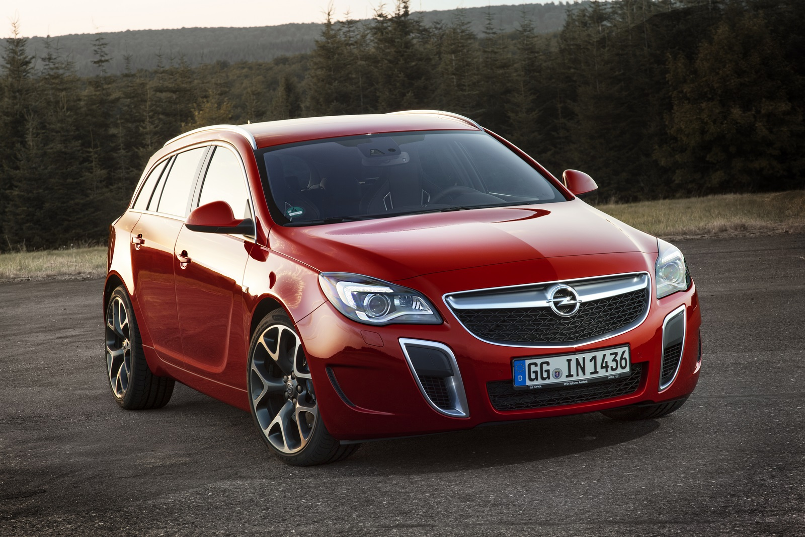 Opel Insignia 2.8 2014 photo - 1