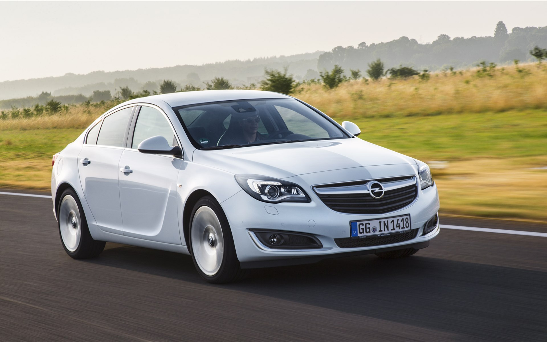 Opel Insignia 2.8 2014 photo - 10