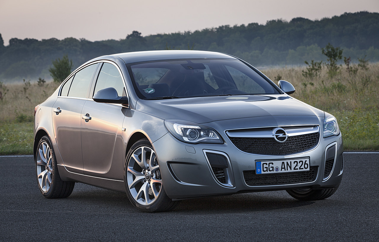 Opel Insignia 2.8 2014 photo - 6