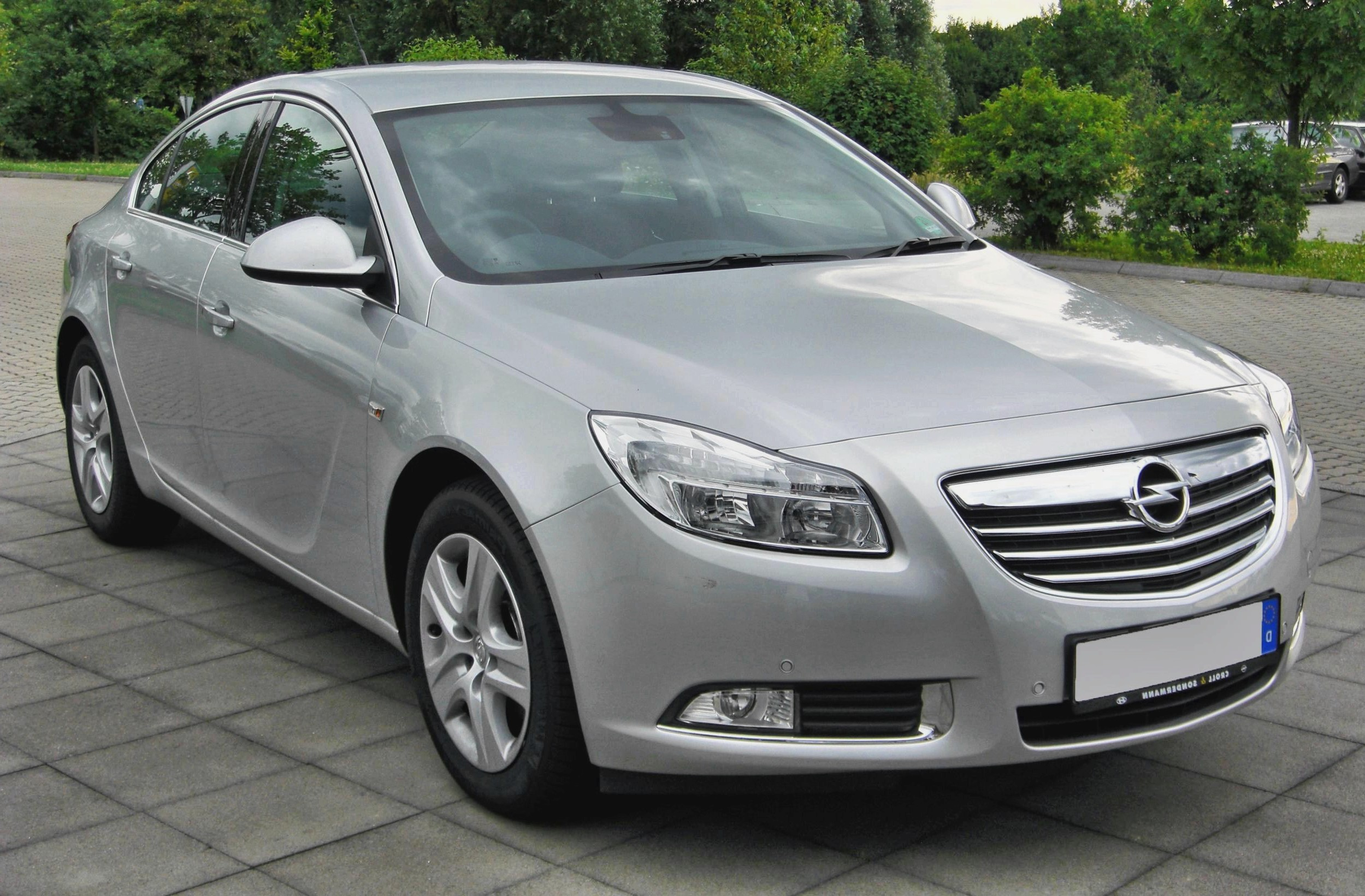 Opel Insignia 2.8 2014 photo - 7