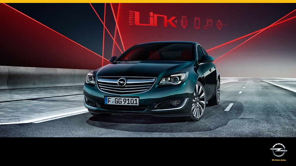 Opel Insignia 2.8 2014 photo - 8