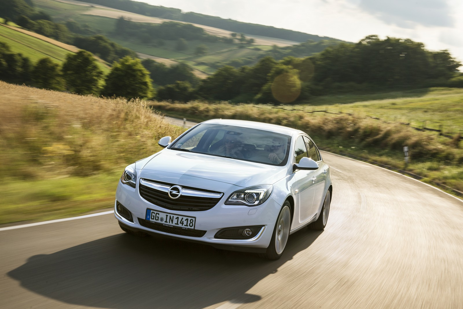 Opel Insignia 2.8 2014 photo - 9