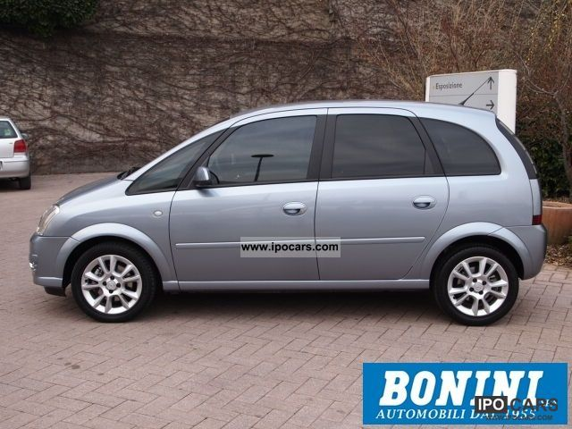 opel meriva 1 3 2008 technical specifications interior and exterior photo. Black Bedroom Furniture Sets. Home Design Ideas