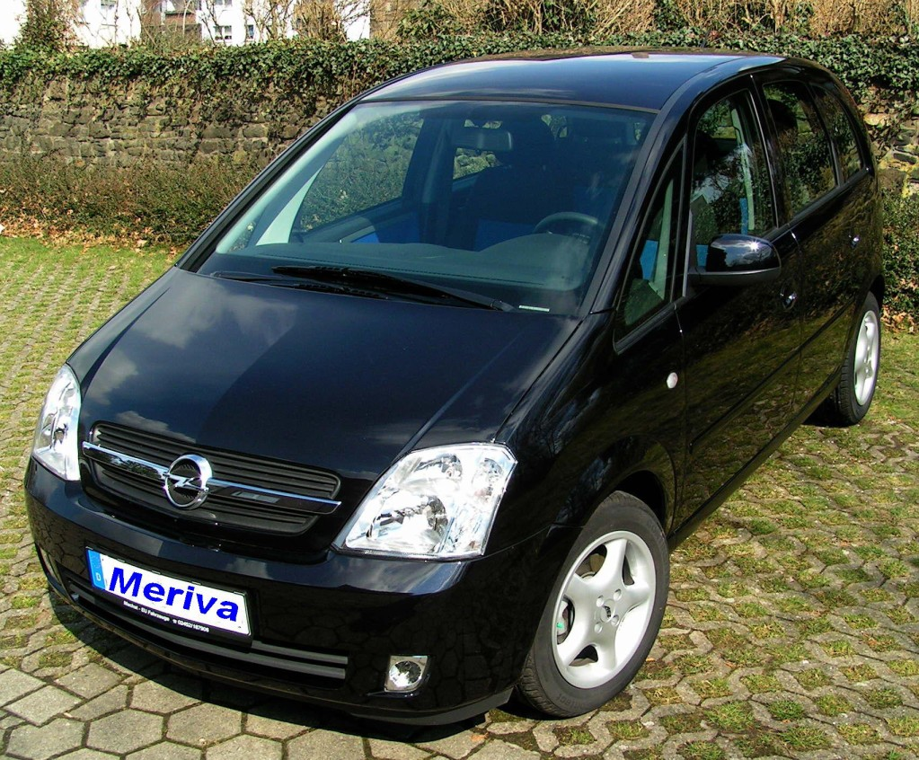 opel meriva 1 4 2006 technical specifications interior and exterior photo. Black Bedroom Furniture Sets. Home Design Ideas
