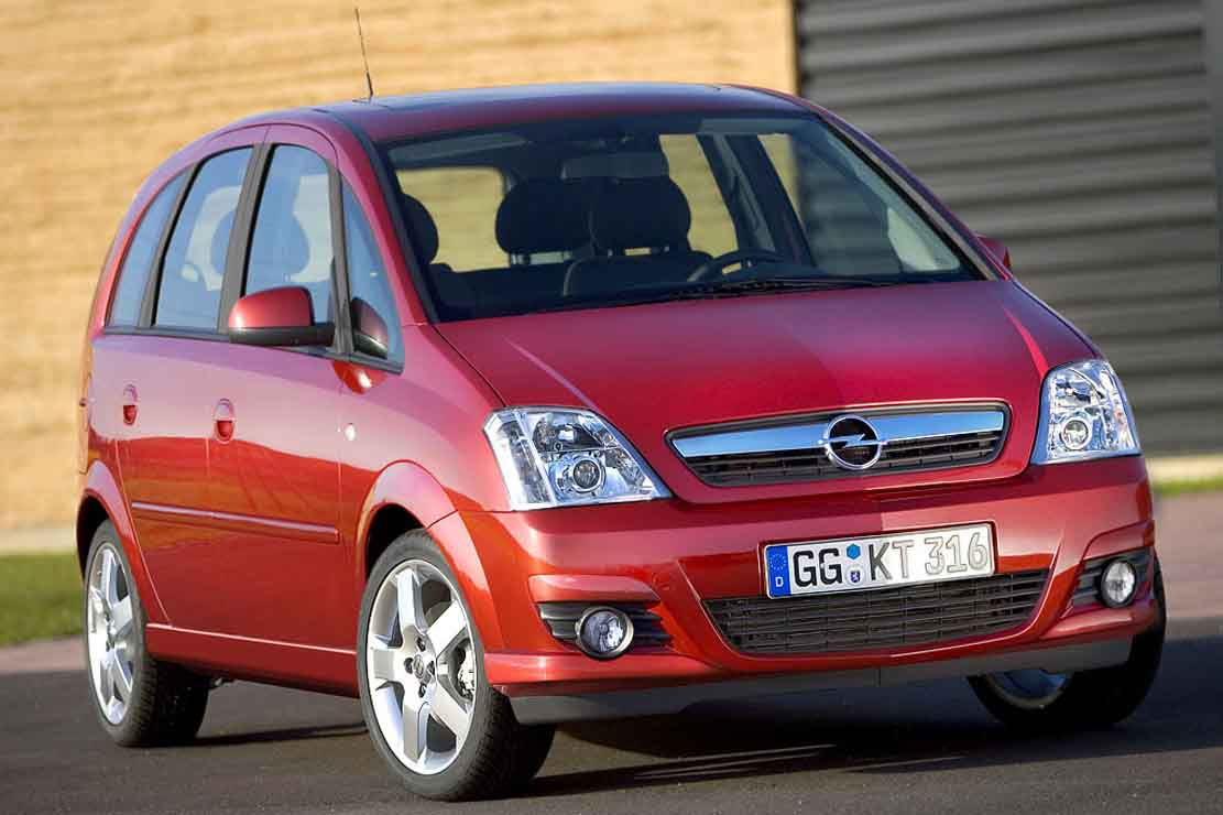 opel meriva 1 8 2009 technical specifications interior and exterior photo. Black Bedroom Furniture Sets. Home Design Ideas
