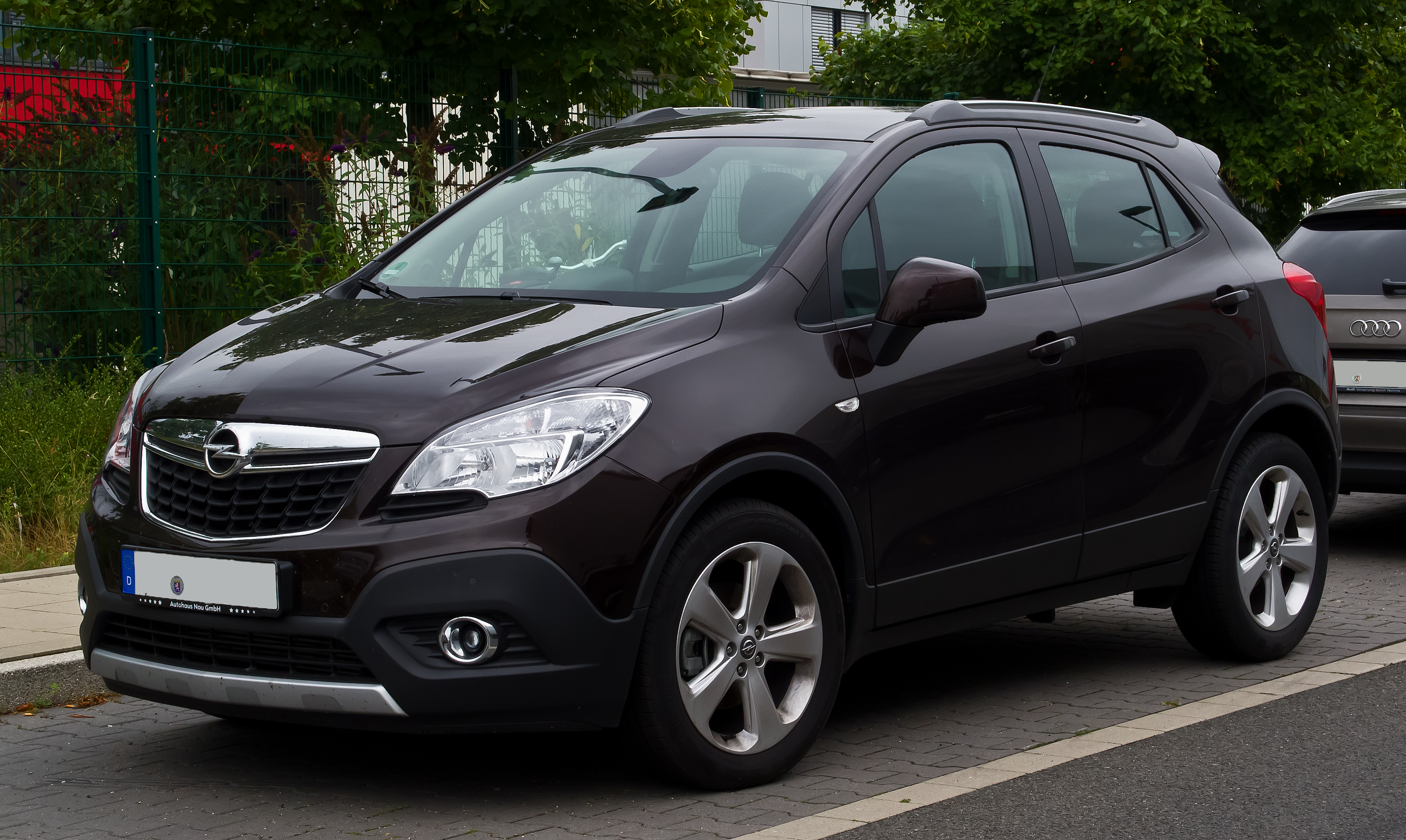 opel mokka 1 7 2010 technical specifications interior and exterior photo. Black Bedroom Furniture Sets. Home Design Ideas