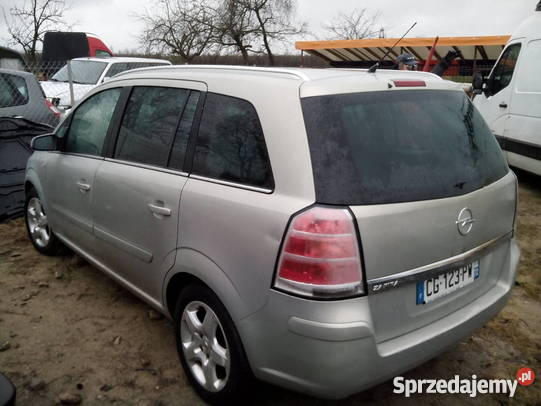 Opel Zafira 1.6 2008 photo - 11
