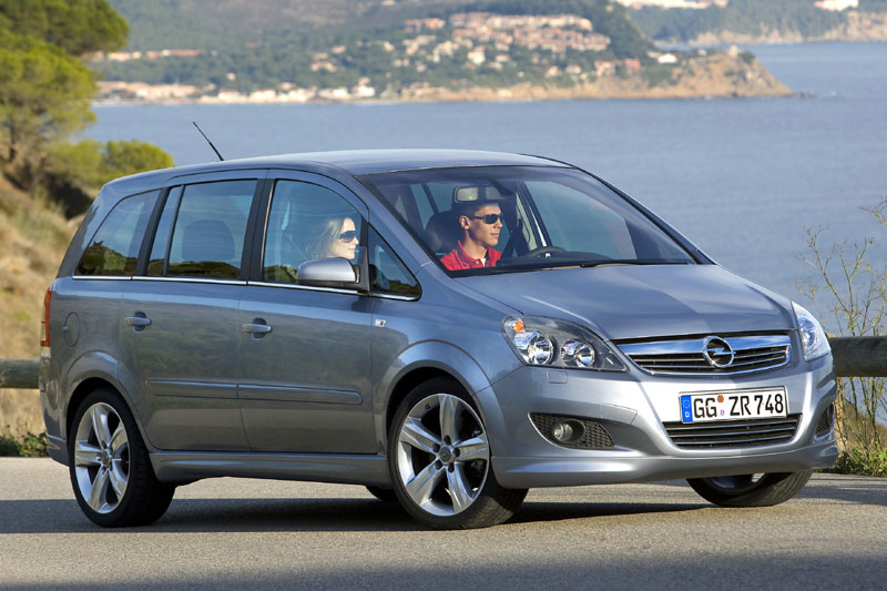Opel Zafira 1.6 2008 photo - 2