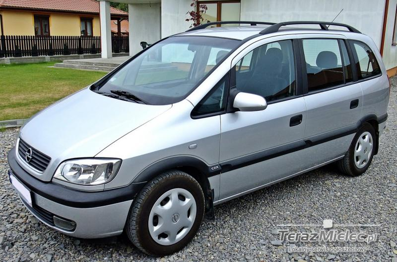 Opel Zafira 1.8 2000 photo - 5