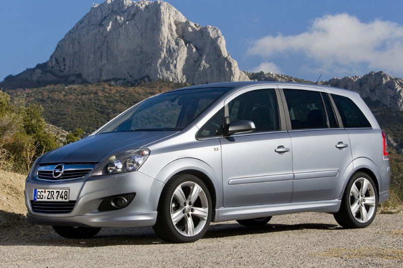 Opel Zafira 1.8 2008 photo - 1