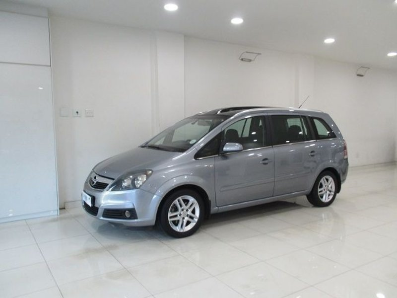 Opel Zafira 1.8 2008 photo - 12