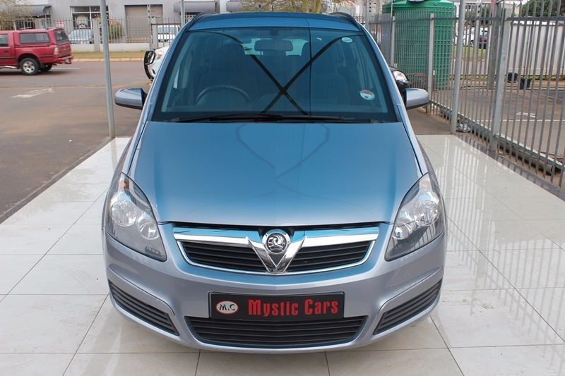 Opel Zafira 1.8 2008 photo - 8