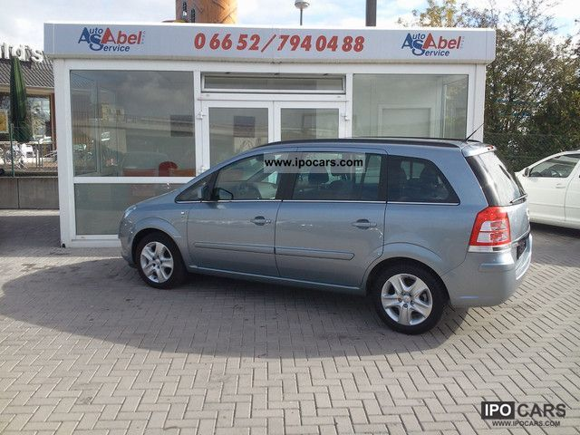 Opel Zafira 1.9 2010 photo - 10