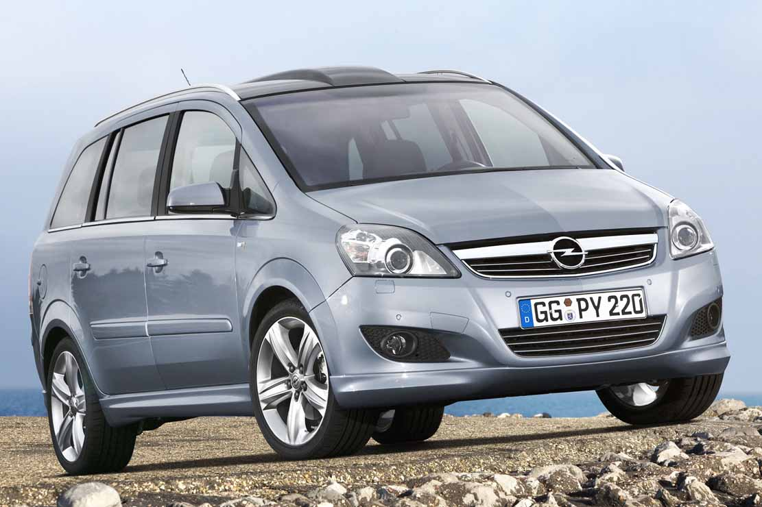 Opel Zafira 1.9 2010 photo - 2