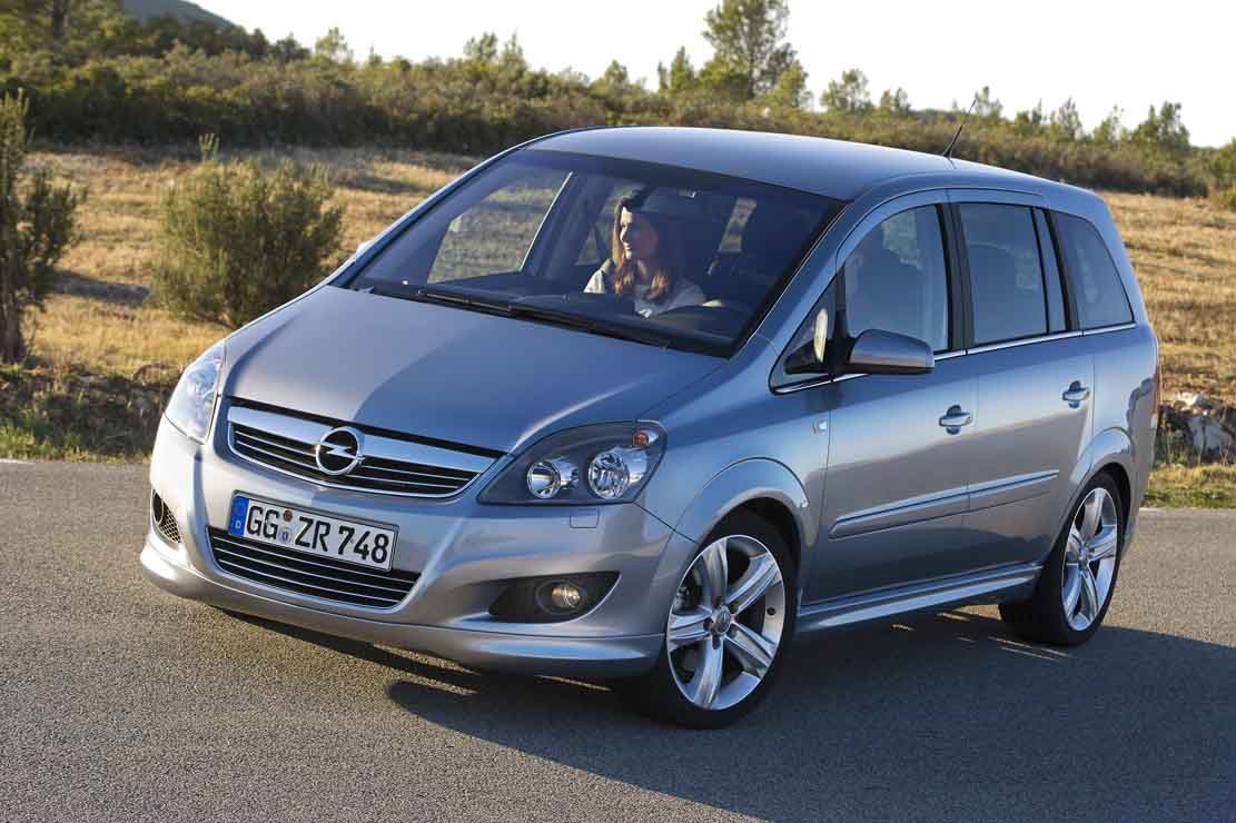 Opel Zafira 1.9 2010 photo - 3