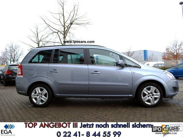 Opel Zafira 1.9 2010 photo - 5